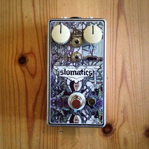 Slomatics Custom Pedal