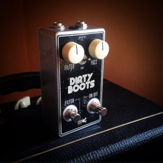 Dirty Boots Fuzz Pedal